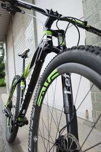 ENVE 29 XC, GEN2, CARBON Leftyホイール