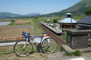 日本一長い駅名『南阿蘇水の生まれる里白水高原駅』