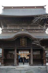 阿蘇神社「楼門(ろうもん)」